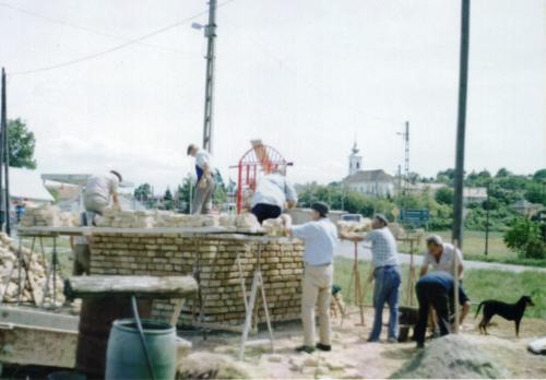 Kápolna építés002