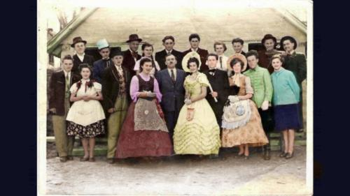 1950-es évek Mágnás Miska előadás