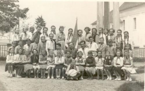 1955 útörőcsapat