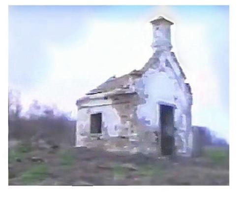1989 szentkúti Rókuskápolna