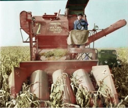 aratás a tszbe 1968