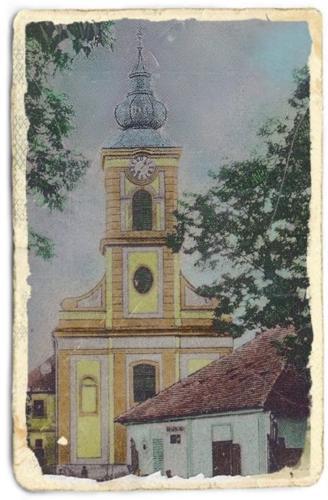 templom 1930